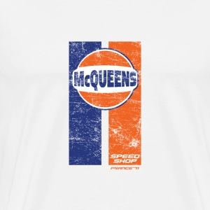 McQueens Speed SHop - Men's Premium T-Shirt