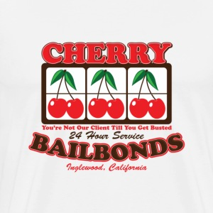 Cherry Bail Bonds - Men's Premium T-Shirt
