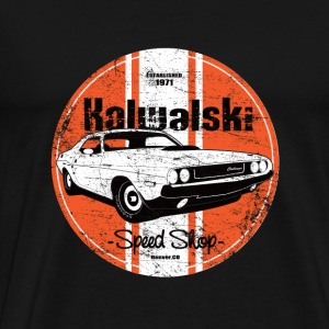 Kowalski Speed Shop - Men's Premium T-Shirt