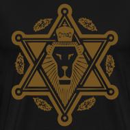 Design ~ Regal Jewlion Black/ Jewgold GLITZ (menz)
