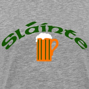 Slainte - Men's Premium T-Shirt