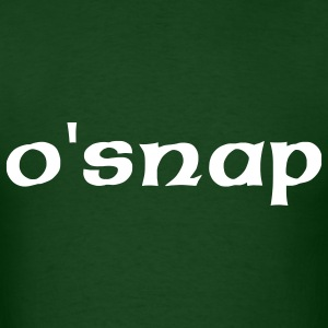 O'Snap - Men's T-Shirt