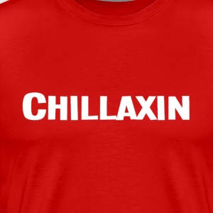 Chillaxin - Mens AA Tee - Men's Premium T-Shirt