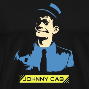 Johnny Cab - Men's Premium T-Shirt
