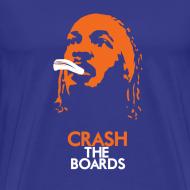 Design ~ Royal Blue Crash T-Shirt
