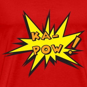 Red ka pow T-Shirts - Men's Premium T-Shirt