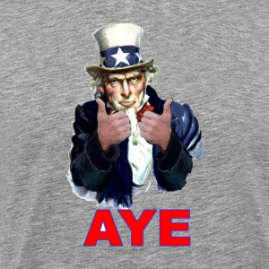 Aye Sam - Men's Premium T-Shirt
