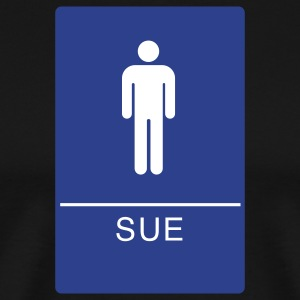 Boy Named Sue - Men's Premium T-Shirt