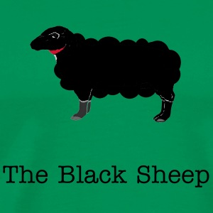 Sage The Black Sheep T-Shirts - Men's Premium T-Shirt