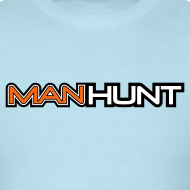Design ~ Sky Blue Manhunt Tee
