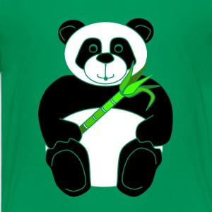 Panda Boy Kid's Tee - Kids' Premium T-Shirt