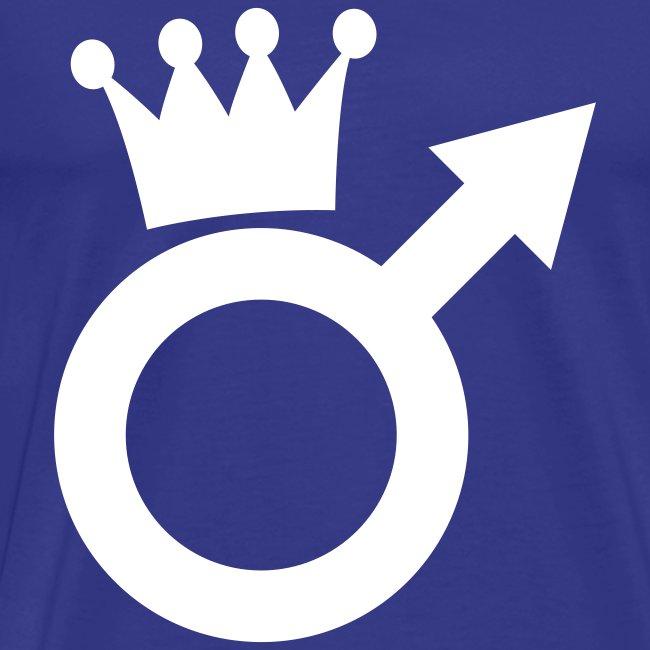 Man Symbol Shirt