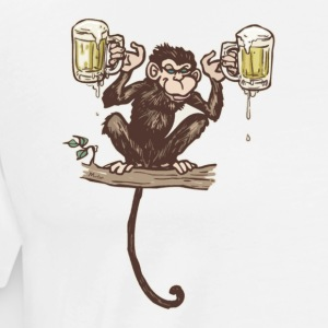 Beer Monkey - Men's Premium T-Shirt