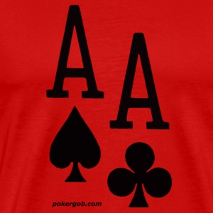 Pocket Aces - Men's Premium T-Shirt