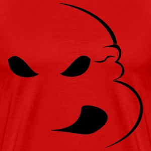 Red Flock Ninja - Men's Premium T-Shirt