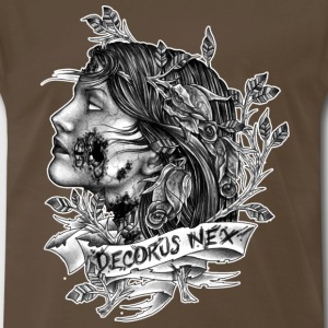 Beautiful Death  - Men's Premium T-Shirt
