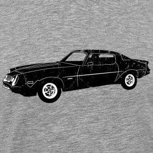1978 Chevrolet Camaro Z28 - Men's Premium T-Shirt