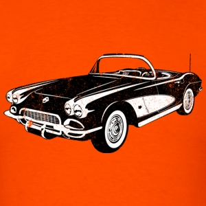 1962 Chevrolet Corvette - Men's T-Shirt