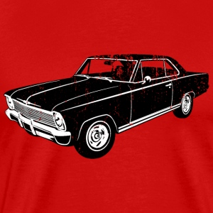 1966 Chevrolet Nova SS - Men's Premium T-Shirt