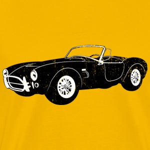 1966 AC Shelby Cobra 427 - Men's Premium T-Shirt