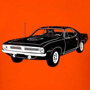 1970 Plymouth Hemi Cuda - Men's T-Shirt