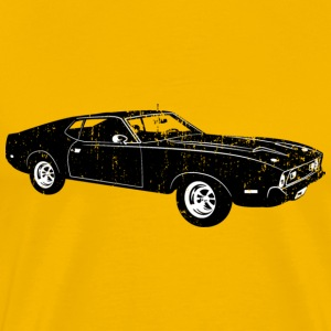 1971 Ford Mustang Mach 1 429 - Men's Premium T-Shirt