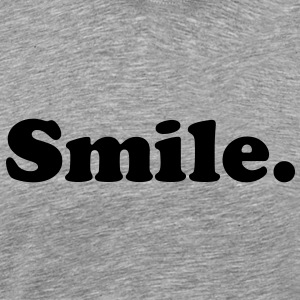 smile T-Shirts - Men's Premium T-Shirt