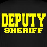 Design ~ DEPUTY SHERIFF RAID T SHIRT