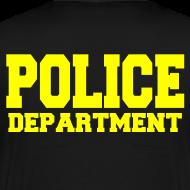 Design ~ POLICE DEPARTMENT RAID SHIRT