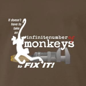 monkeywrench fix - Men's Premium T-Shirt