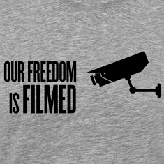 our freedom is filmed T-Shirts