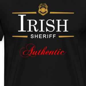 Authentic Irish Sheriff - Men's Premium T-Shirt