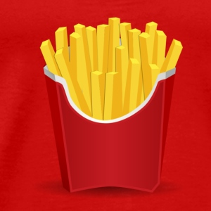 Fries - Men's Premium T-Shirt