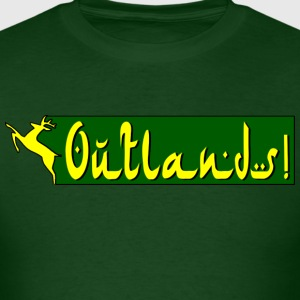 outlands_banner_1_arabic T-Shirts - Men's T-Shirt