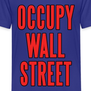 Occupy Wall Street Kids' Shirts - Kids' Premium T-Shirt