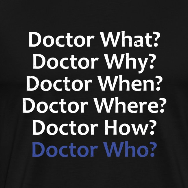 Doctor Who Questions | Robot Plunger