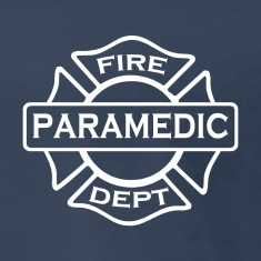 Paramedic fire fighter 2 side