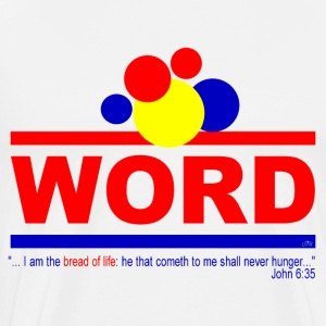 """Word"" by GP Wear T-Shirts - Men's Premium T-Shirt"