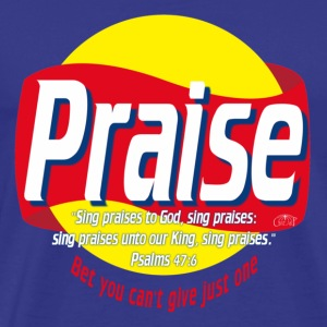 """Praise"" by GP Wear T-Shirts - Men's Premium T-Shirt"