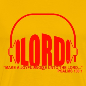"""Lord"" by GP Wear T-Shirts - Men's Premium T-Shirt"