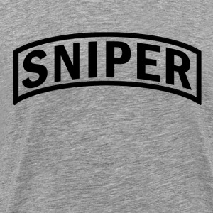 US Army Sniper - Men's Premium T-Shirt