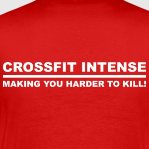CrossFit Injuries - Men's Premium T-Shirt