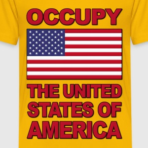 Occupy The United States of America Kids' Shirts - Kids' Premium T-Shirt