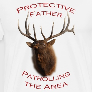 Protective Father - Men's Premium T-Shirt