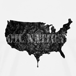 Oil Nation - Men's Premium T-Shirt