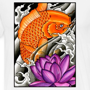 Koi 2 - Men's Premium T-Shirt