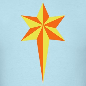 NORTH STAR for Christmas T-Shirts - Men's T-Shirt