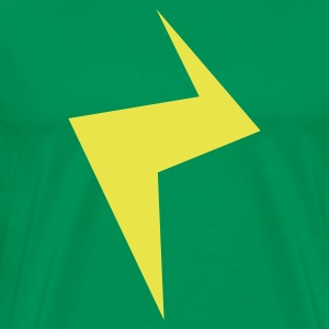 another strike lightning T-Shirts - Men's Premium T-Shirt