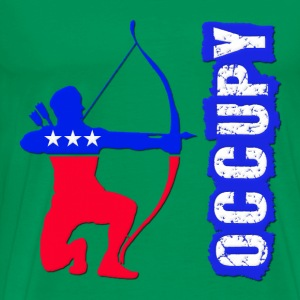 Robin Hood Party Occupy Protests T-Shirts - Men's Premium T-Shirt