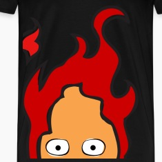 calcifer shirt men